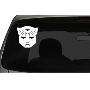Transformers Autobots Logo Car/Van/Window Decal Sticker