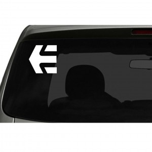 Etnies Surf Logo Car/Van/Window Decal Sticker
