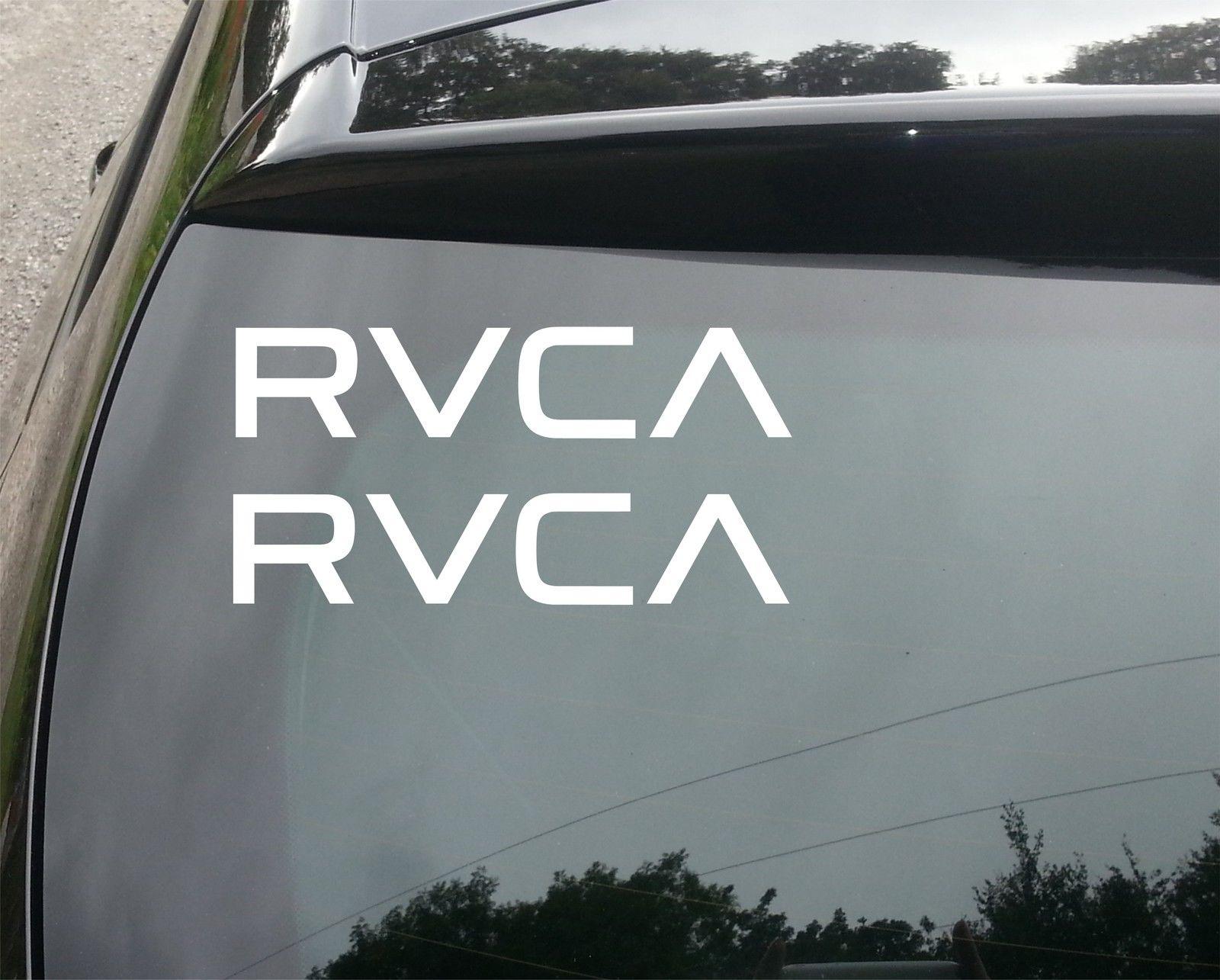 RVCA Logo Car/Van/Window Decal