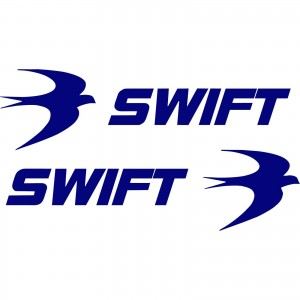 Swift Caravan Logo Car/Van/Window Decal Sticker