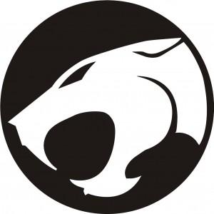 2x ThunderCats Logo Car/Van/Window Decal Sticker